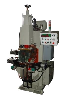 浮凸焊接机 Ⅱ (吊环)与(外管)