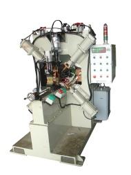 四点焊接机 (活塞杆)(限位环)与(防尘罩)(防尘罩盖)