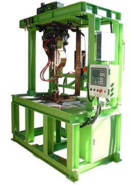 油箱隔板/油箱本体-NC伺服点焊机