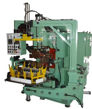 油箱仿效式自动轮焊机-单相交流