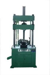 油压式端面焊渣刮除机