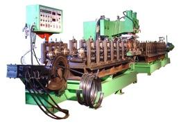 机车轮圈生产线设备