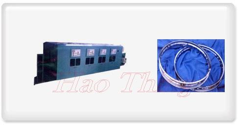 机车轮圈全自动三面磨光机