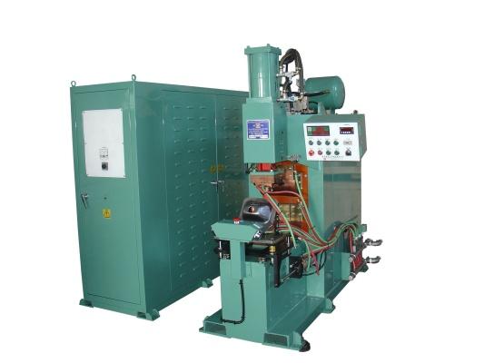 电容式浮凸焊接机