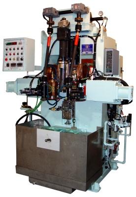 立式封口轮焊机