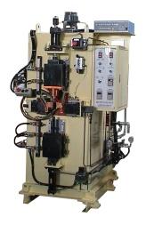阻抗式油壓鍛縮機