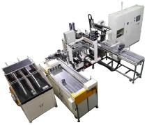 機器人自動封裝生產線