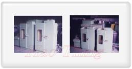 壓縮機偏心軸雙工位高週波淬火裝置