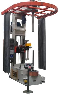 消音器總成CO2焊接機