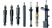 Equipment of car shock absorber