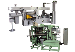 Equipment of car muffler production line