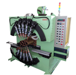 Multi spots welding machine