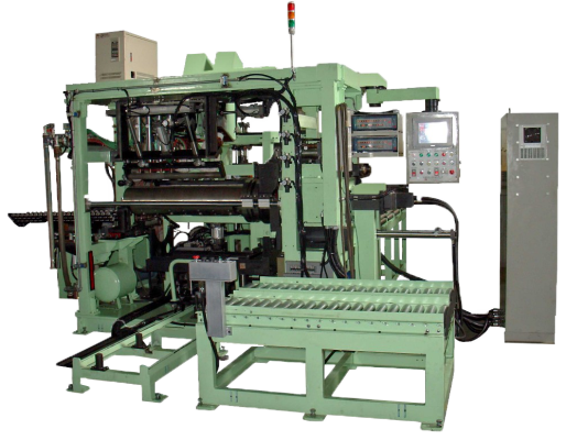 Rolling &forming machine