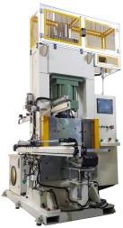 NC reducing machine