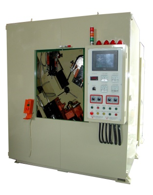 Dual Gun MAG Welding Machine(bracket assembly & outer tube)(spring holder & outer tube)
