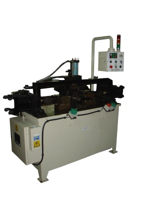 Hydraulic Punching Machine(the hole punching of bracket assembly)