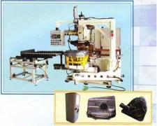 Fuel tank production line