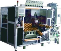 Car brake shoe production line equipment