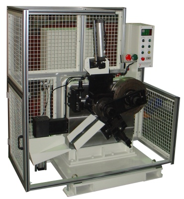 Brake Shoe Trimming Machine