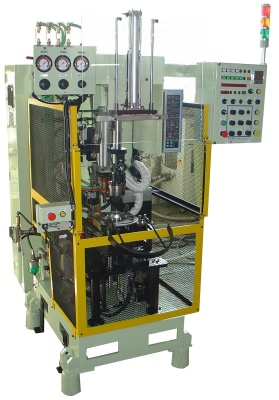 Servo 125KVA Butt Welding Machine for Body Plate + Dust Shield