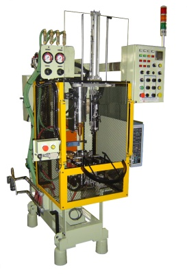 35 KVA Butt Welding Machine for Body Plate + Flange Base
