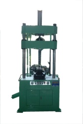 Hydraulic Side Dregs Scraping Machine