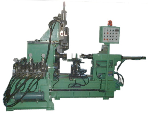 Edge Flanged Forming Machine