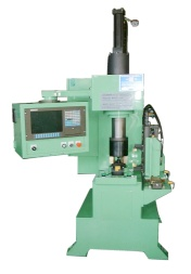 Automatic Rim Correction Machine