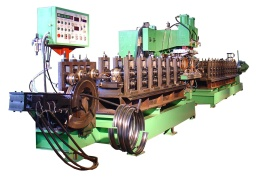 Motorcycle Rim Forming Machine