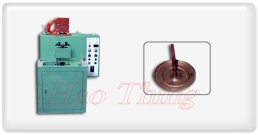Transistor H.F. Induction Heating Machine
