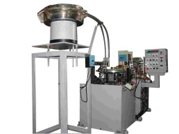 High Frequency Screw Induction Heating Machine