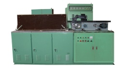 M.F. End Induction Heating Machine