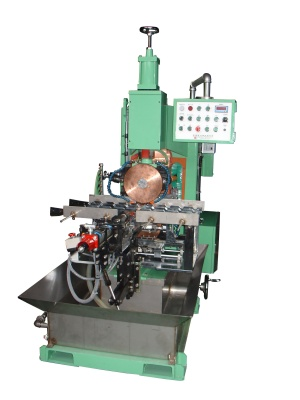 Horizontal Seam Welding Machine