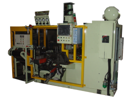 Full Automatic Brake Shoe Seam Welding Machine