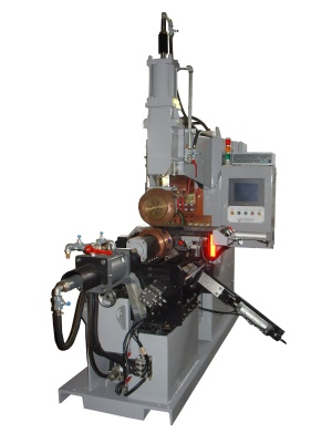 Semi-Automatic Brake Shoe Seam Welding Machine