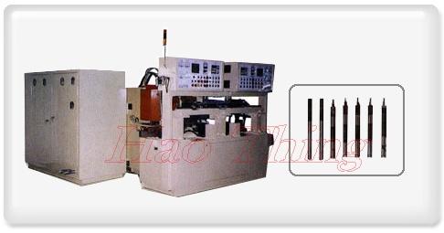 Máy gia nhiệt đông cứng và hồi nhiệt NC toàn tự động : gia nhiệt trục cốt mô tơ